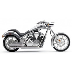 ESCAPE HONDA VTX1300CX FURY 10-14 COBRA SPEEDSTER SLASHDOWN