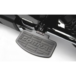PLATAFORMA PASAJERO COBRA BLACK HONDA VT750 PHANTON 10-UP