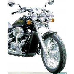 DEFENSA MOTOR 30MM HONDA VT750 BLACK WIDOW