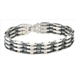 PULSERA STAINLESS-STEEL