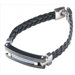 PULSERA STRAP WITH CARBON