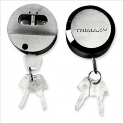 STAINLESS STEEL LOCKS OF HIGH SECURITY 7.3 CM