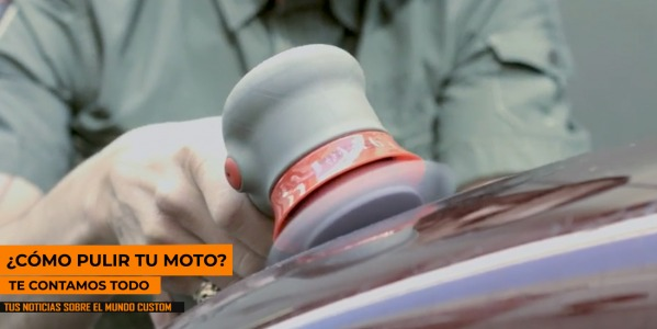 HOW TO COMPLETELY POLISH YOUR MOTORCYCLE